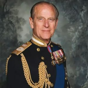 A picture of Prince Phillip
